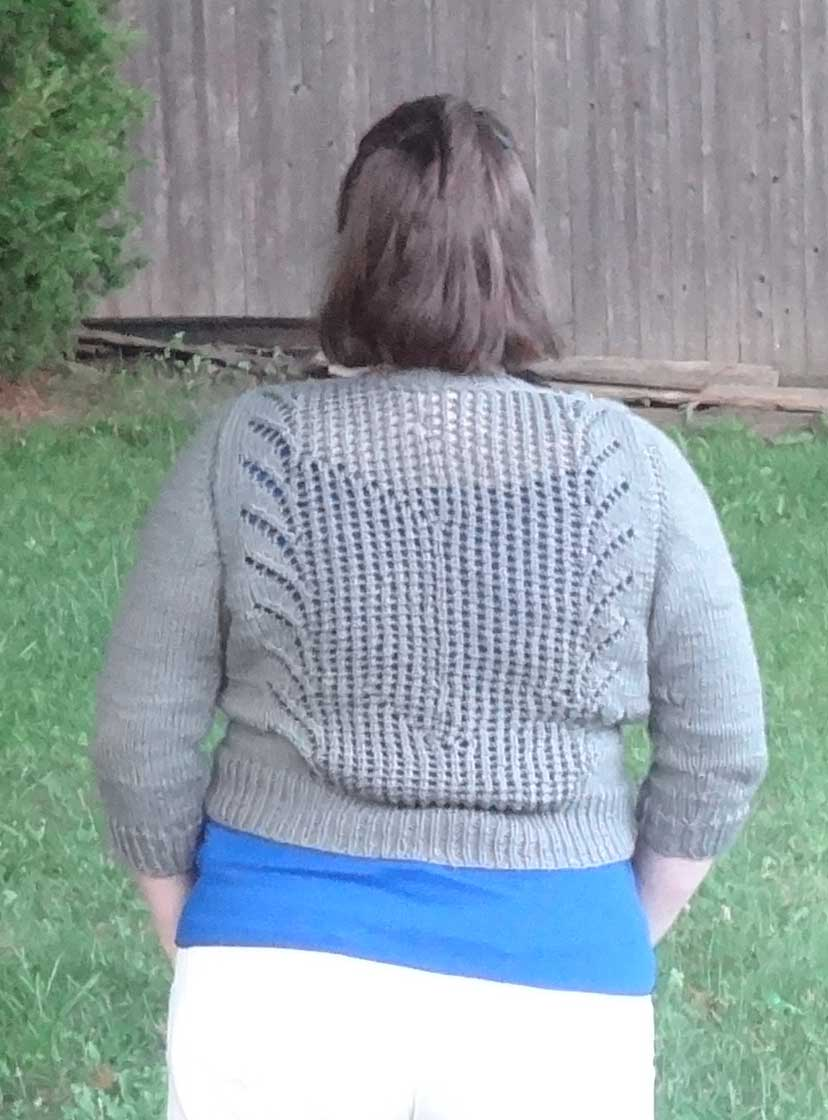 Sweater Back