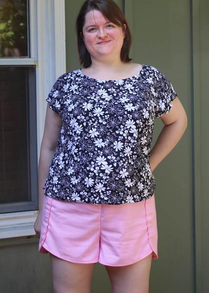 Pink Linen Nantucket