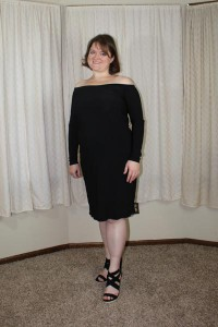 P4P Wiggle Dress - fantastic LBD