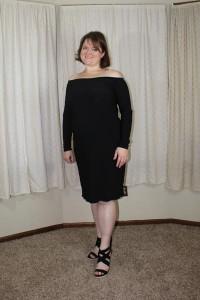 P4P Wiggle Dress - fantastic LBD