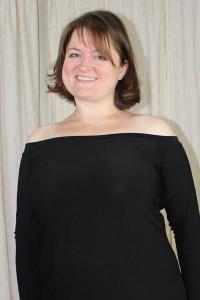 P4P Wiggle Dress - Off the Shoulder