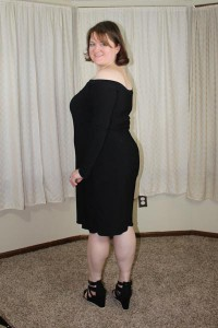 P4P Wiggle Dress